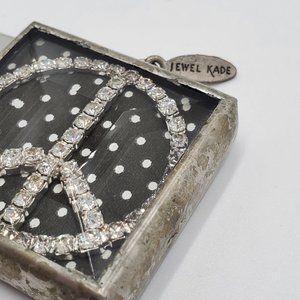 Jewel Kade 2-Sided Charm / Pendent